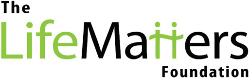 The LifeMatters Foundation Retina Logo