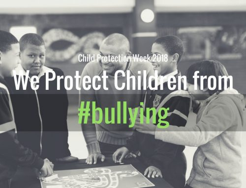 Child Protection Week: Protecting children from bullying