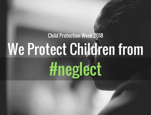 Child Protection Week: Protecting children from neglect