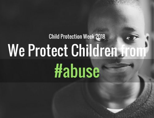 Child Protection Week: Protecting children from abuse