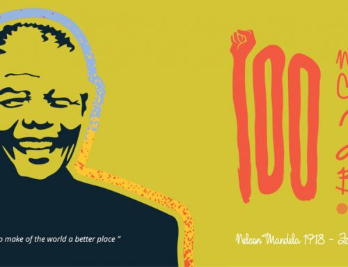 Mandela Day – Be the legacy